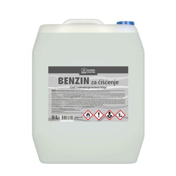 Benzin za čišćenje