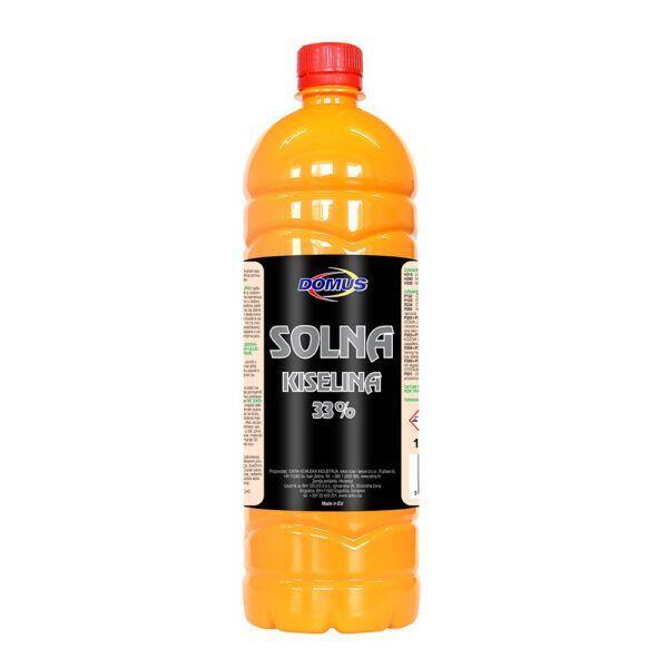 Domus Solna kiselina 33%