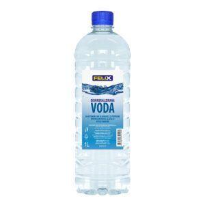 Demineralizirana voda