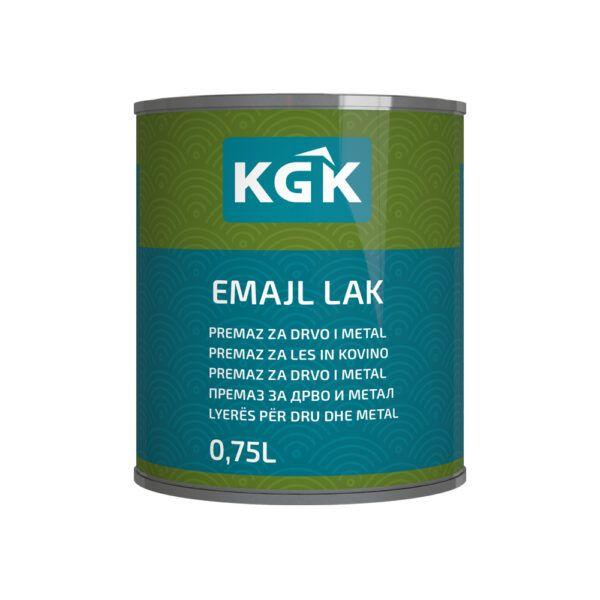 KGK završni premaz za drvo i metal